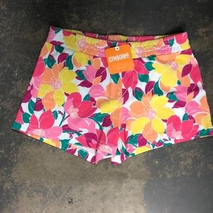 Girls Gymboree shorts ———Bin-L-11